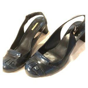 Max Studio block heels